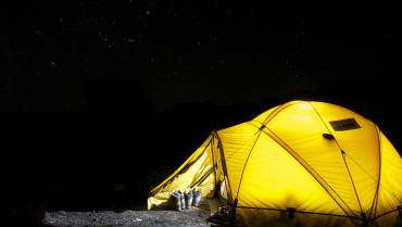 Ten Tips for Stress Free Tenting